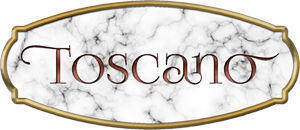 Toscano logo website