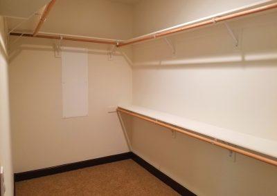 Lot 17 Master Closet